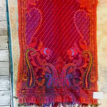 Hand Embroidered Woolen Shawls on sale